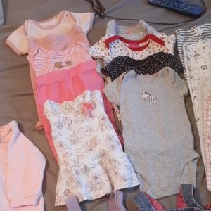 Other - 0-3 month baby girl clothes